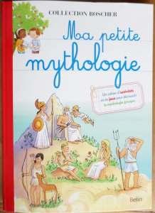 meilleur livre de mythologie grecque pour jeune enfant
