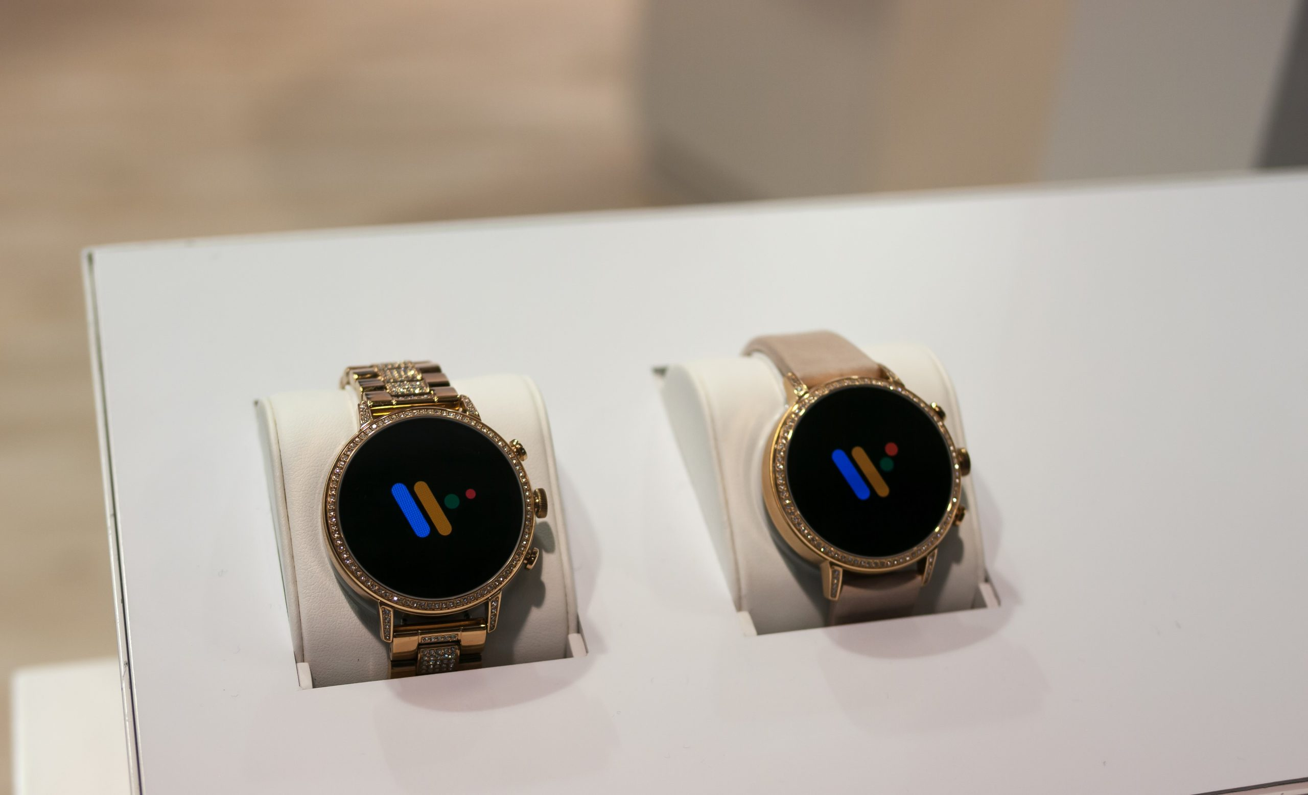 Designed smartwatch