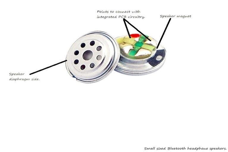 Bluetooth Air-buds speakers