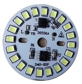 LED Bulb Plate