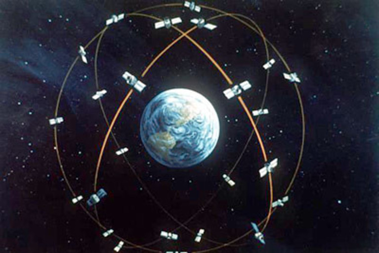 GPS satellite system