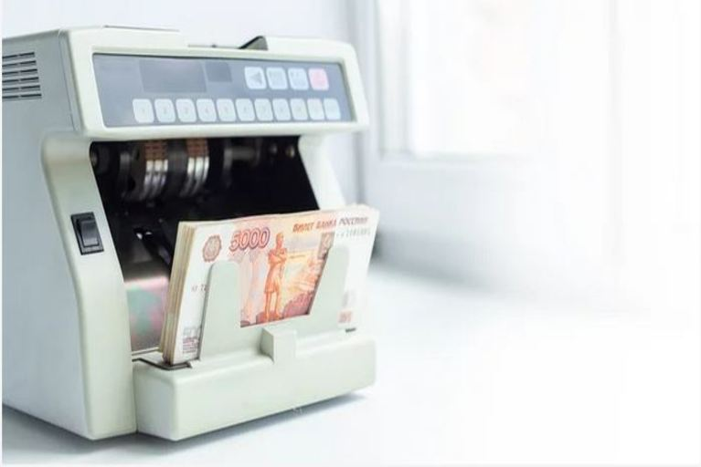 Note counting and checking machine