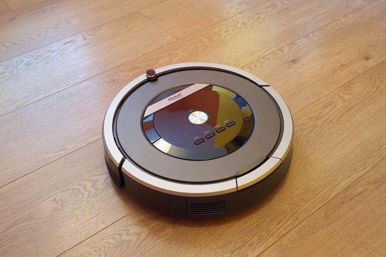 Roomba a Robotic vacuum cleaner