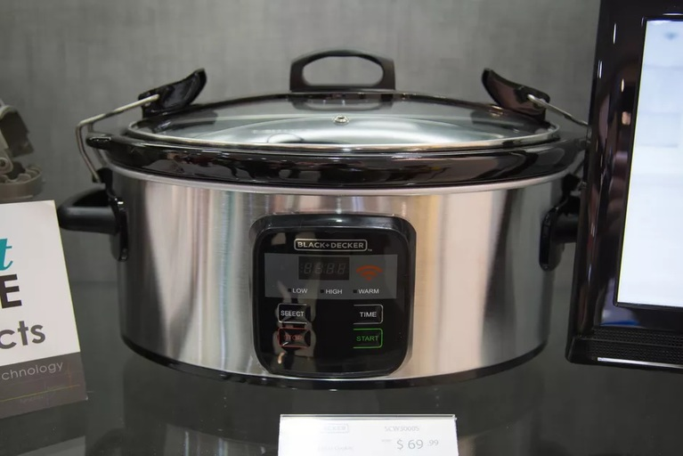 Smart slow cooker