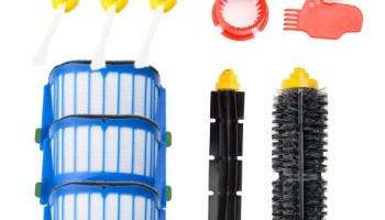 Kit cepillos repuestos para iRobot Roomba Serie 600
