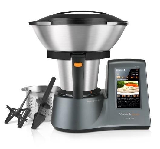 Cocina inteligente tres aparatos que haran a tu casa m s - Robot de cocina erika ...
