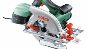 Bosch PKS 55 A - Sierra circular portátil
