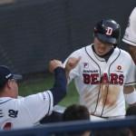 Doosan Bears tiene la medida tomada ante Lotte Giants