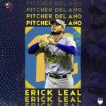 Erick Leal: Un lanzador creado para salir del paquete