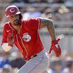 Nick Castellanos ingresado en Lista de Lesionados por los Rojos