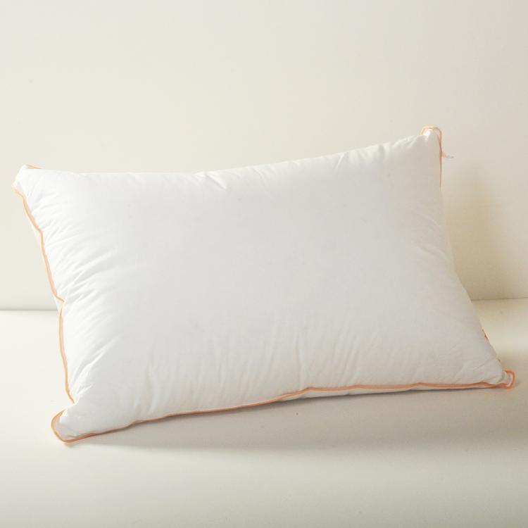 fieldcrest white down goose pillow el