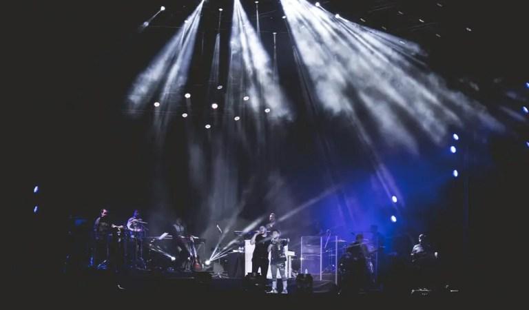¡Por si te lo perdiste! Todos los detalles del concierto de Sin Bandera en Caracas [+Fotos]