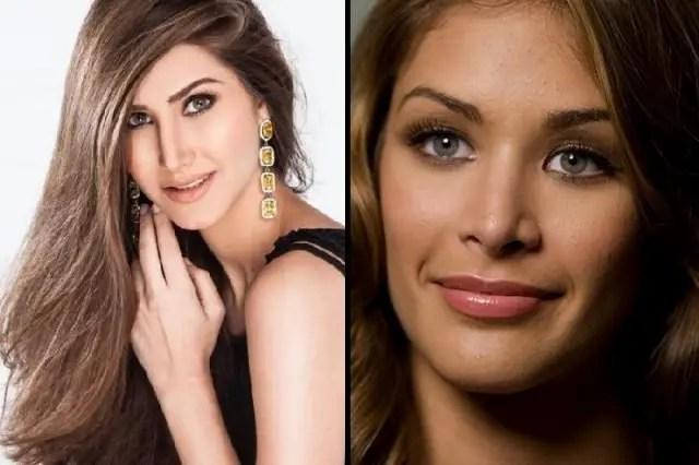 ¡Encuentro de reinas! Dayana Mendoza y Mariam Habach disfrutaron una velada ?