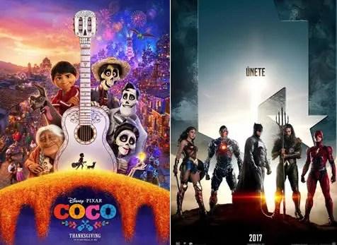 Las 5 películas más taquilleras en Venezuela de esta semana ?