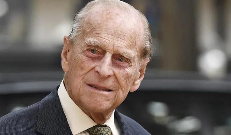 Revelaron accidentalmente la fecha del funeral del príncipe Felipe 🖤👴🏼