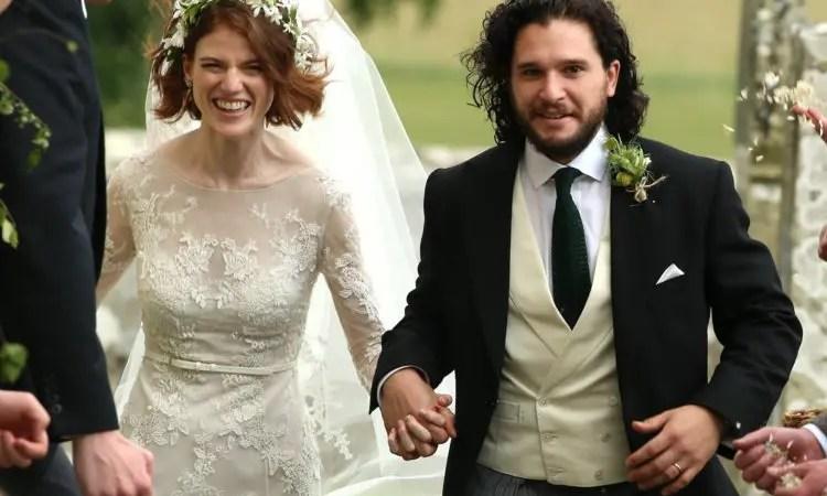 Kit Harington no le ha contado el final Game Of Thrones  a nadie… ni a su esposa