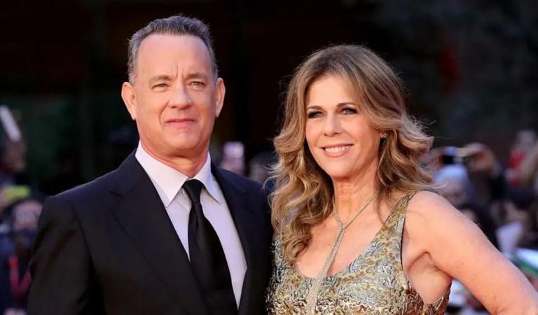 Tom Hanks y Rita Wilson están de regreso a Estados Unidos tras curarse del coronavirus