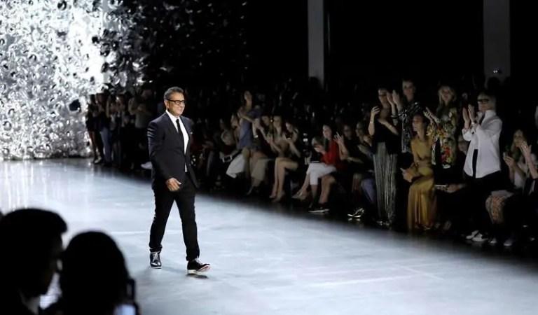 Diseños de Calvin Klein y Oscar de la Renta desfilaron en la pasarela del NYFW??