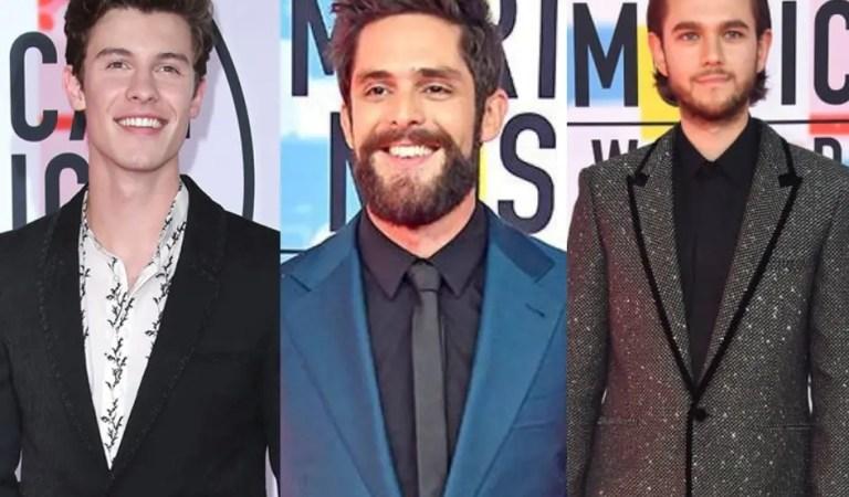 Estos fueron los más guapos de los American Music Awards 2018 ??