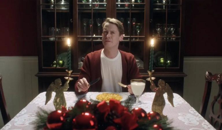 Macaulay Culkin vuelve a quedarse «solo en casa» en este divertido comercial para Google