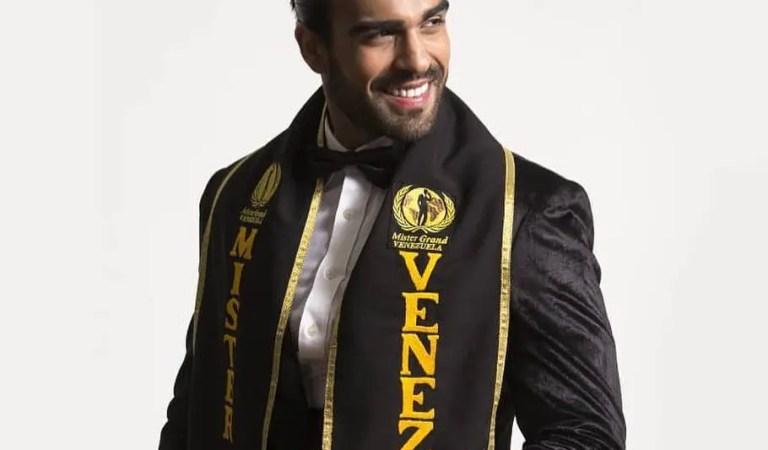 Jesús De Alva ganó el tercer lugar en el Mister Grand International 2018 ???