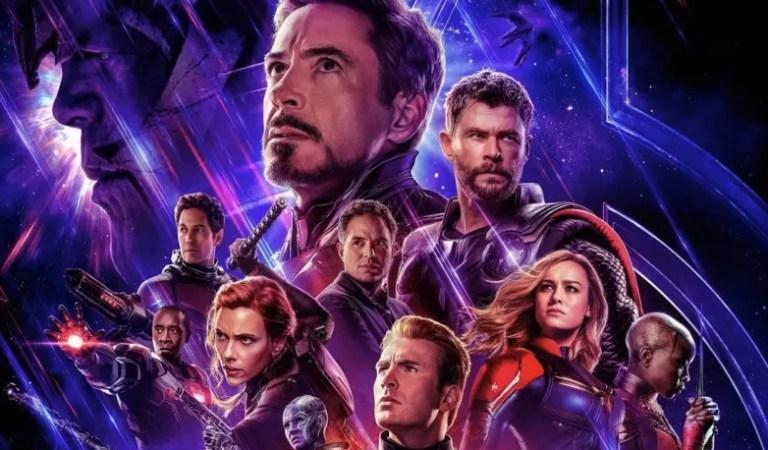 Productora de «Vengadores» quiere hacer en diez años una  película de la talla de «Endgame»