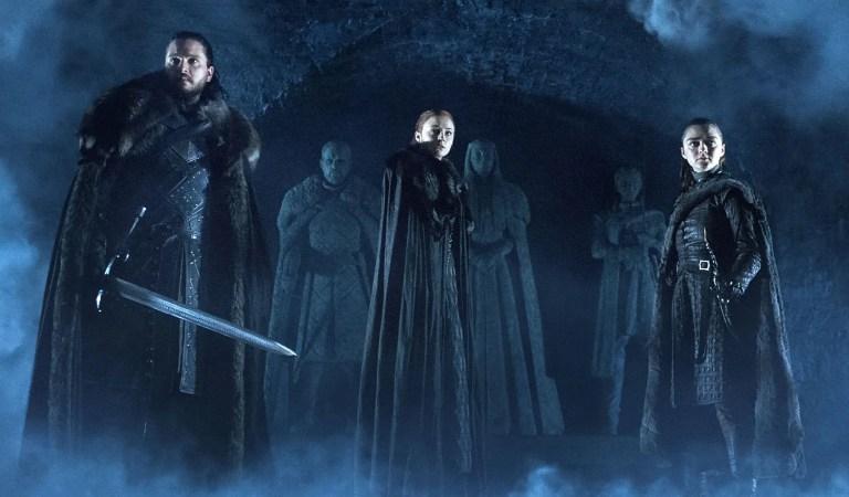 HBO revela nuevas imágenes del capítulo final de Game of Thrones