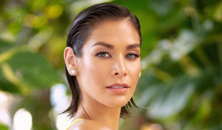 ¡Espectacular! La sexy vueltica de Dayana Mendoza en bikini [VIDEO]???