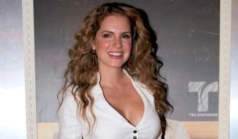 Maritza Bustamante dio positivo en el test de Covid-19