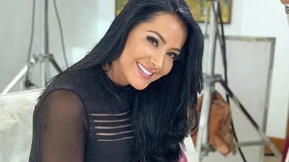 """Criticaron a Norkys Batista por asegurar que """"Caracas está bonita"""" 🚉🏥"""