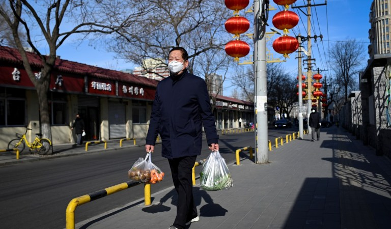 La improvisación de China ante el brote del coronavirus [FOTOS]