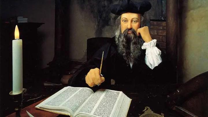 Estas son las profecías de  Nostradamus que se han cumplido hasta ahora