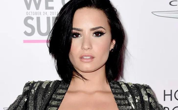 ¡¿Cómo?! Demi Lovato confesó que quiere besar a Rihanna ??