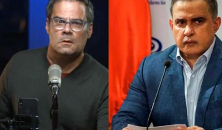Luis Chataing a Tarek William Saab por burlarse de los venezolanos [VIDEO]