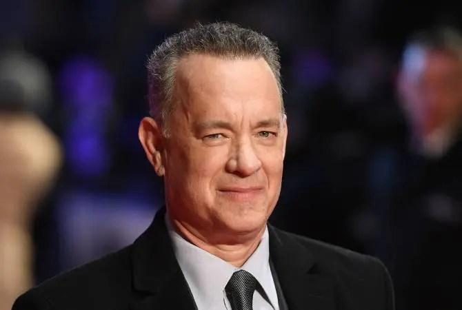 Tom Hanks está libre de coronavirus y con toda la energía para retomar el rodaje de la película sobre Elvis Presley 💪🎬