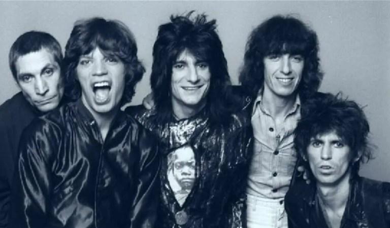 Los Rolling Stones presentaron una canción inédita con Jimmy Page como invitado