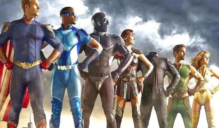 The Boys: Amazon da luz vede a un spin-off de la serie