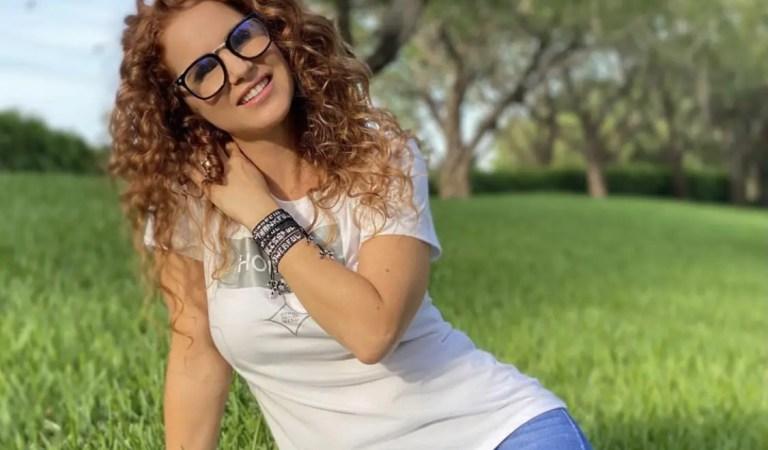 Maritza Bustamante recibió halagos al mostrarse sin implantes mamarios 💓👏🏻