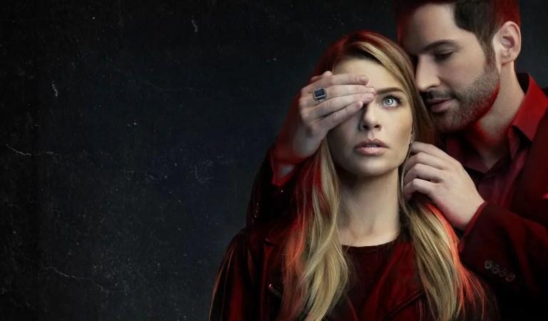 El «Te quiero» de Lucifer a Chloe y otros detalles han sido revelados por  TVLine