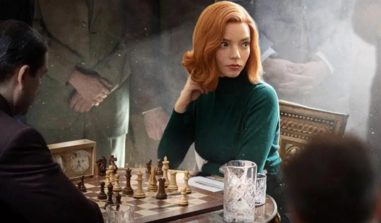 Gambito de Dama: Se disparan las compras de juegos de ajedrez