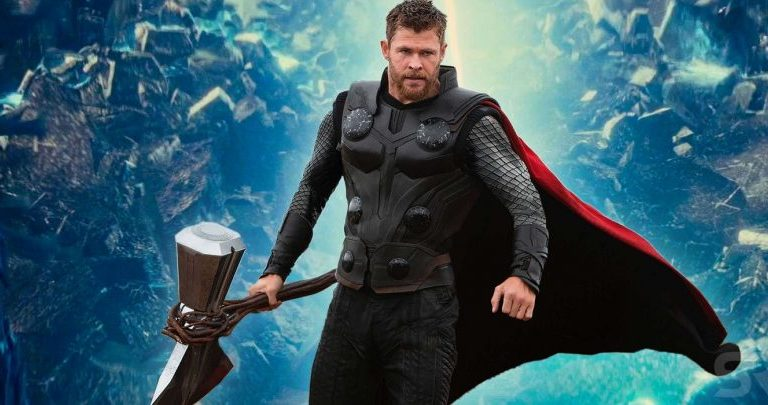 Thor : Love and Thunder terminará su rodaje en un mes