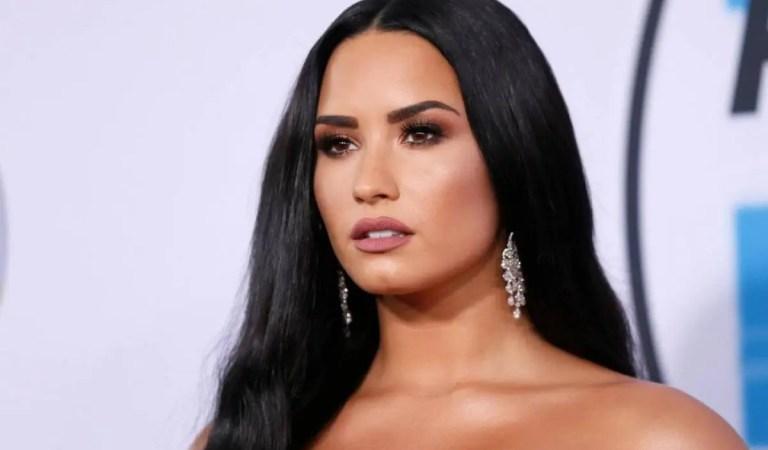 Demi Lovato ahora investigará si hay vida extraterrestre en planeta… ¡No, no es broma!