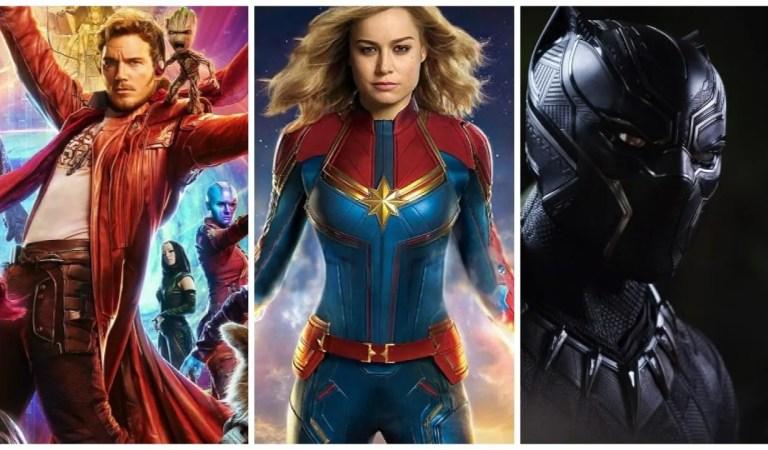 Fase 4: Marvel reveló detalles de Black Panther, Capitana Marvel y Guardianes de la Galaxia Vol. 3