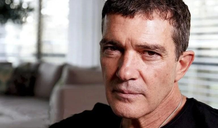 «Escena en blanco y negro»: Antonio Banderas estrena su serie en Amazon Prime 🤩🎬
