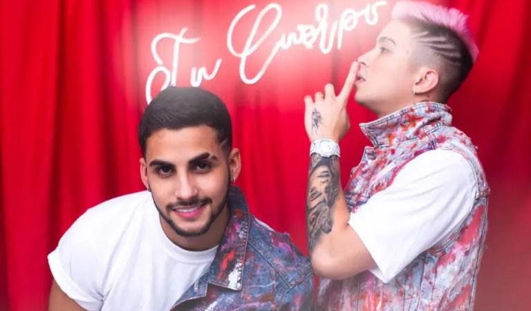 «Tu cuerpo»: Víctor y Gabo estrenaron su segundo sencillo promocional 😏🎶