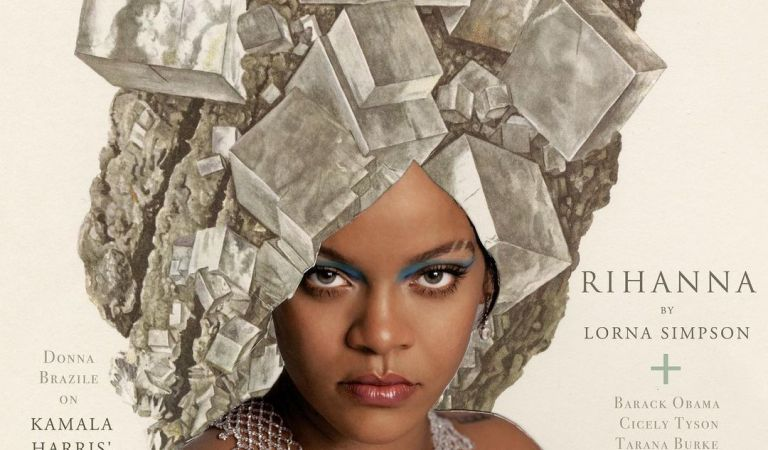#LaFotoDelDía: Rihanna se convierte en la portada de Essence 😍🥰