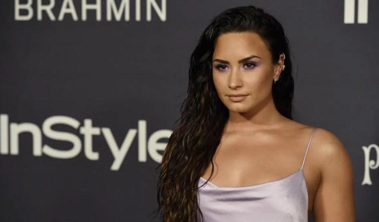 Demi Lovato trabaja en un nuevo documental para abordar su problema con las drogas 😞🎬