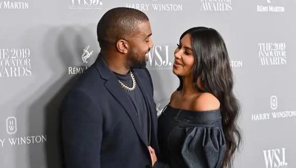¿Dejará todo en evidencia? Kanye West revelará detalles de su separación con Kim Kardashian en su próximo disco 💔💿