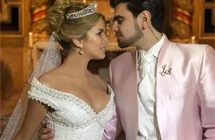 Jonathan Moly y Andrea Villarroel le habrían puesto fin a su matrimonio 💔😖