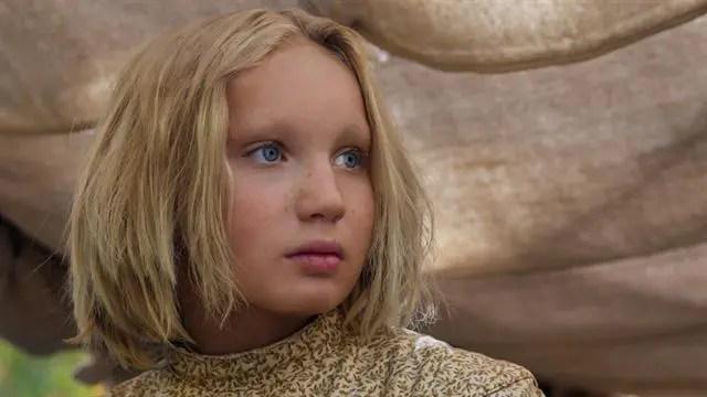 Noticia del gran mundo:  Conoce a Helena Zendel la joven actriz que está conquistando Hollywood